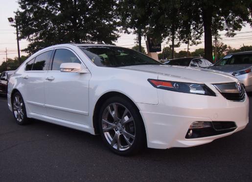 Used 2012 Acura TL NJ