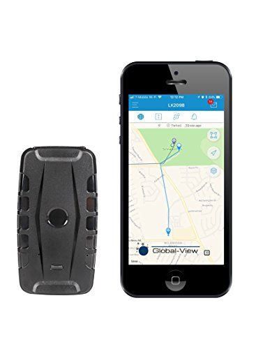 Hidden GPS Vehicle Tracking Device with Software