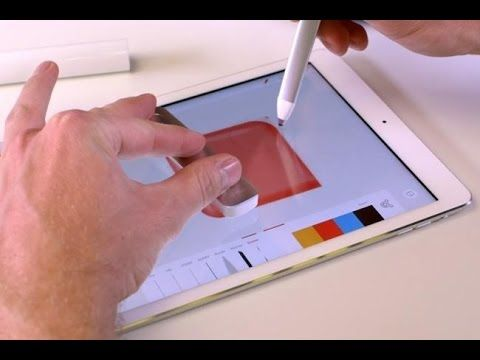 Digital Drawing tool set Adobe Ink & Slide Preview Tutorial : https ...