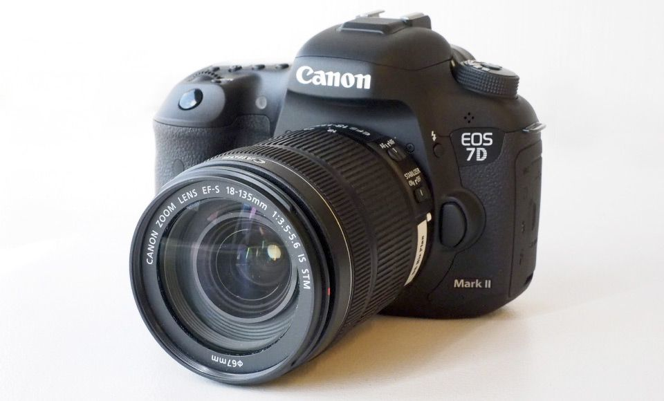 The 7d Mark Ii Is Canon S Best Dslr Without A Full Frame Sensor Best Dslr Full Frame Sensor Canon Eos