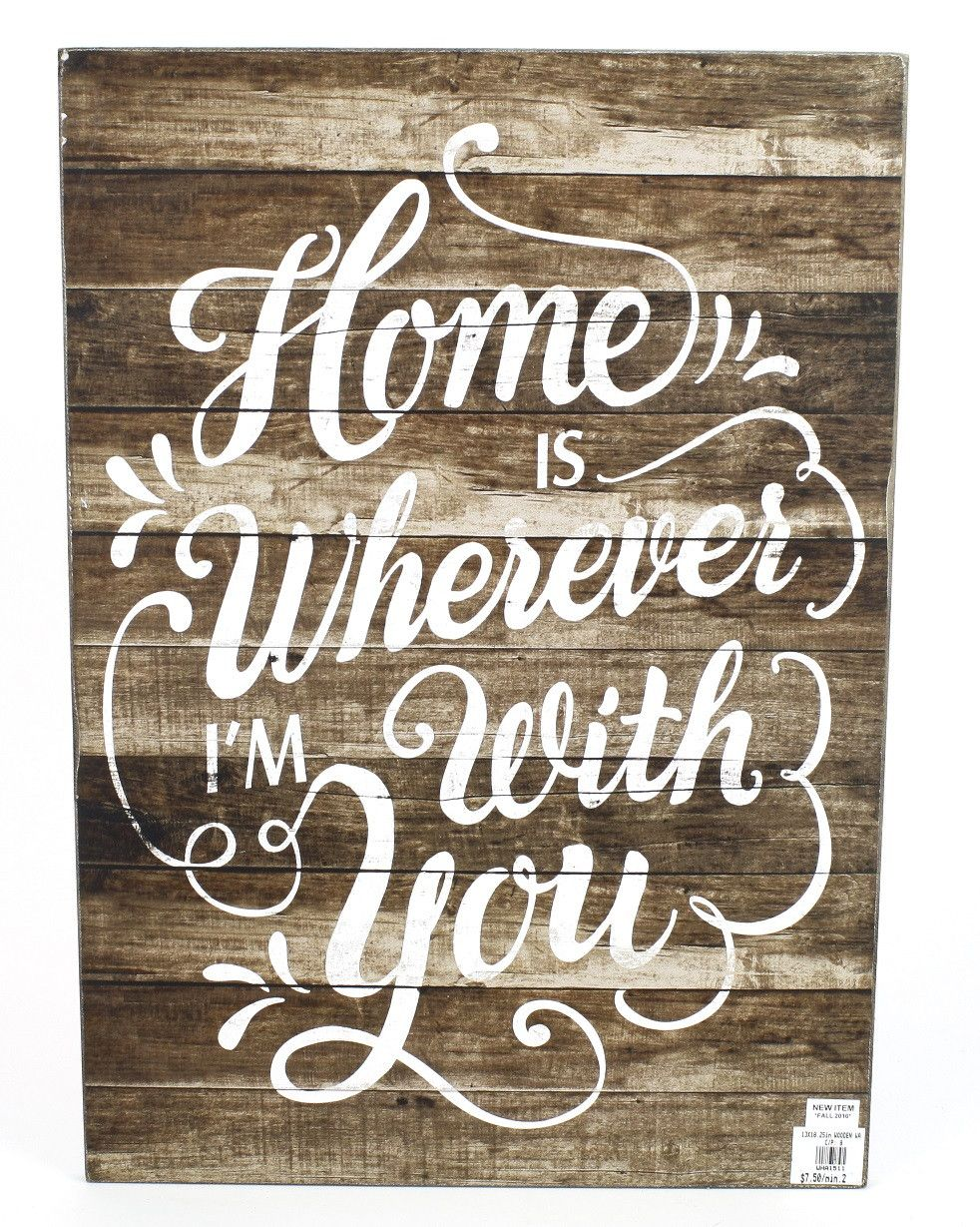 Home is wherever ium with you crafty pinterest craft pallets