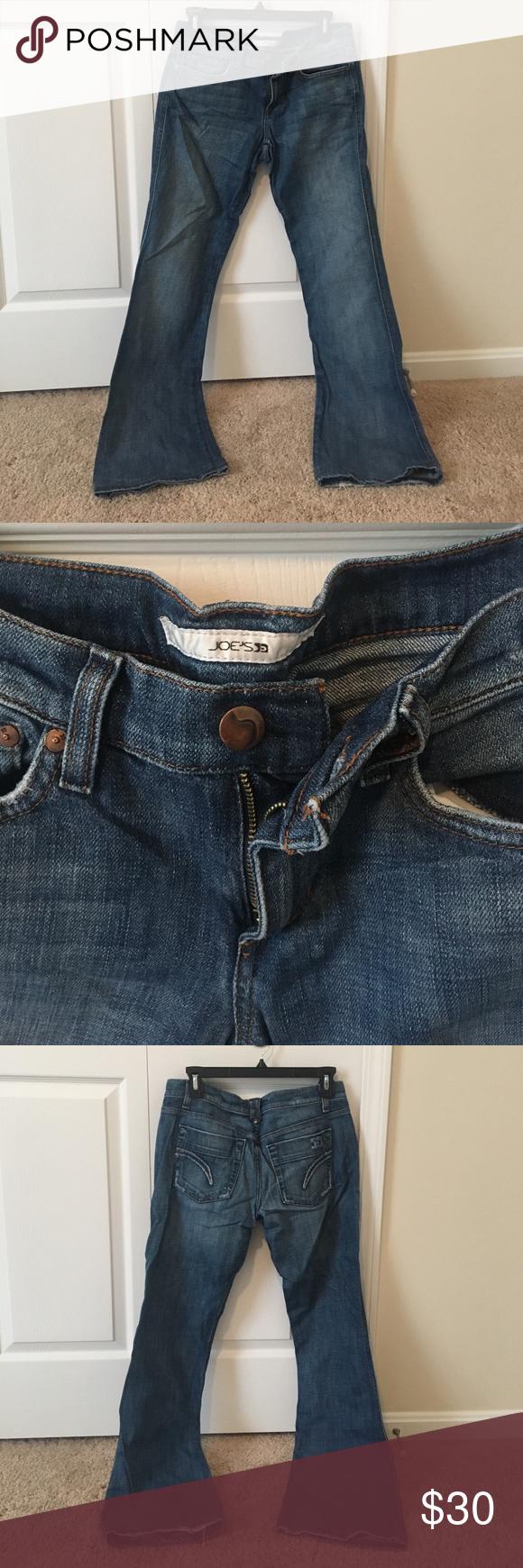 """Joe's """"Rocker"""" jean Size 28 Flare Joe's Jeans """"Rocker"""" Size 38 Style is a flare jean. Joe's Jeans Jeans Flare & Wide Leg"""
