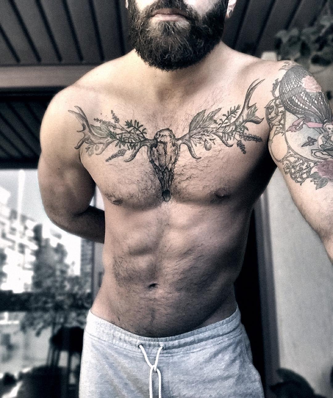 Pin On Tattoo Beard