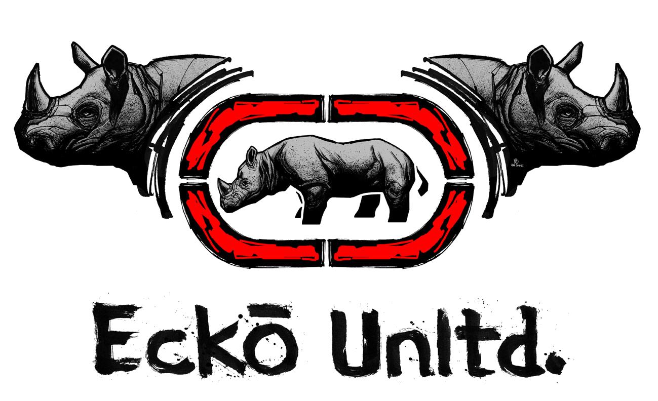 Ecko Untld Graphic Tshirt Design Art Ecko Unlimited