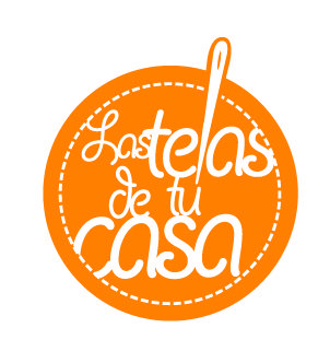 Logotipo De Las Telas De Tu Casa Telas De Tapicería Pinterest