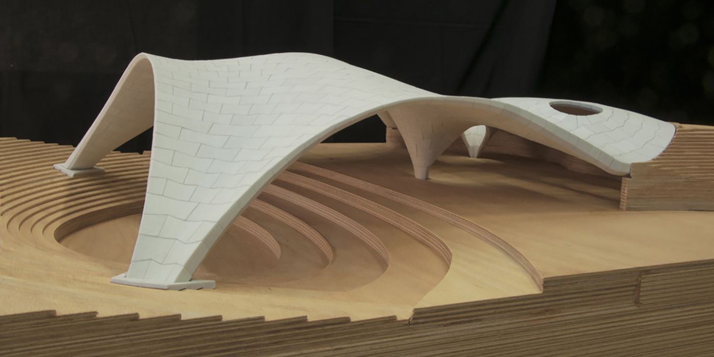 Resultado de imagen de form finding workshop for Arquitectura parametrica pdf