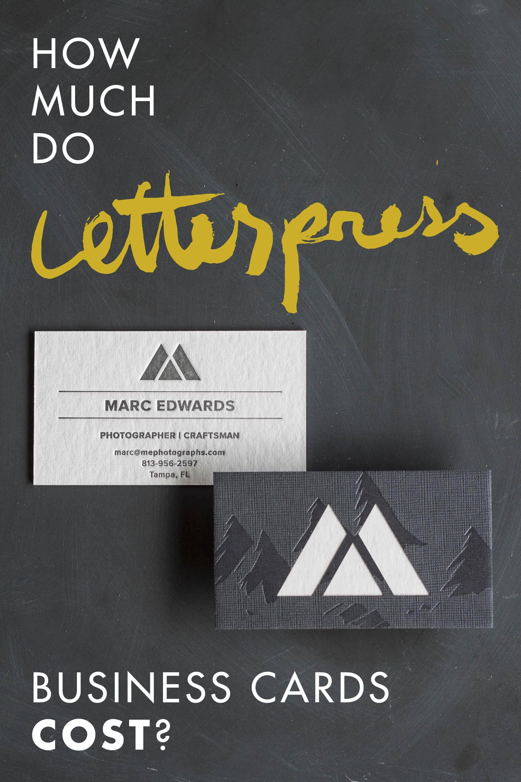 How much do letterpress business cards cost heres what 10 print how much do letterpress business cards cost heres what 10 print shops reheart Choice Image