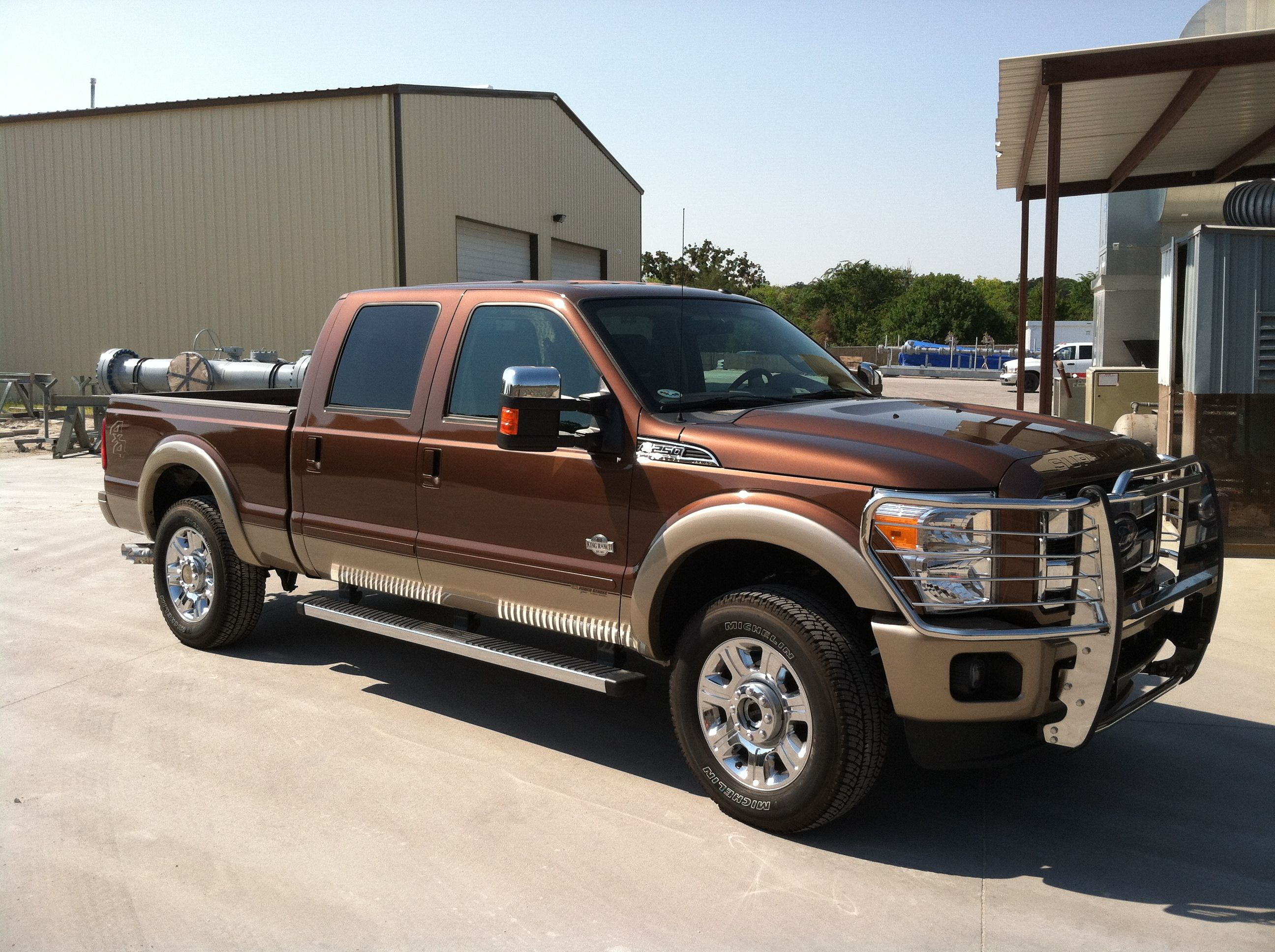 Ford 2012 f250 king ranch