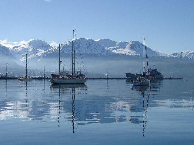fin del mundo ushuaia. Ushuaia es mundialmente conocida como «la ciudad más austral del mundo»