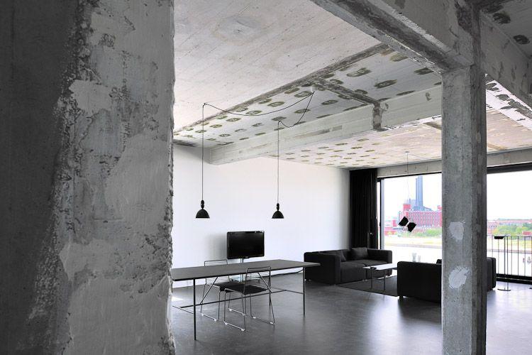 Stay Hotel Kopenhagen : Stay hotel copenhagen workspace space architecture