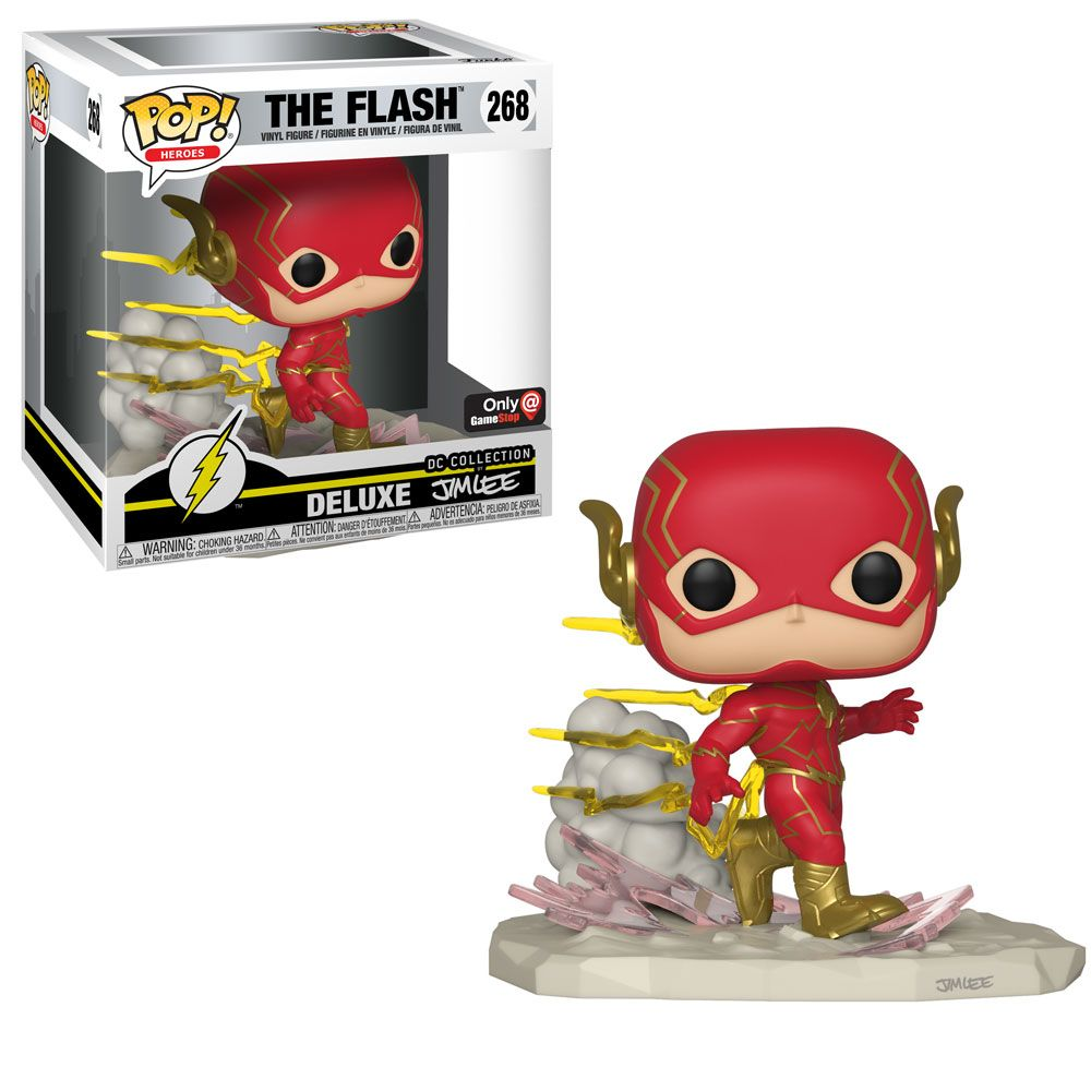 Unopened Funko Pop Dc Complete In Specifications Cheap Sale New Vinyl #715 Vibe the Flash