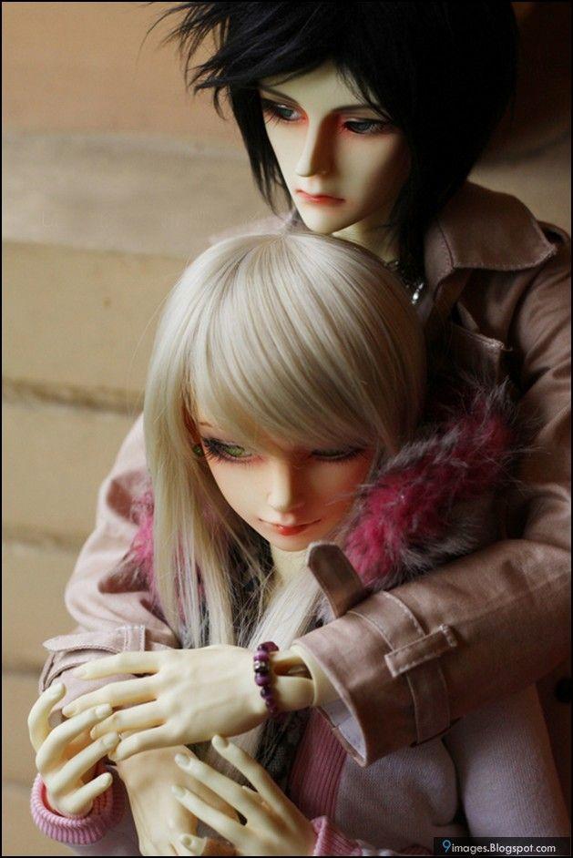 Beautiful dolls doll couple hug dolls dolls - Beautiful sad couple images ...