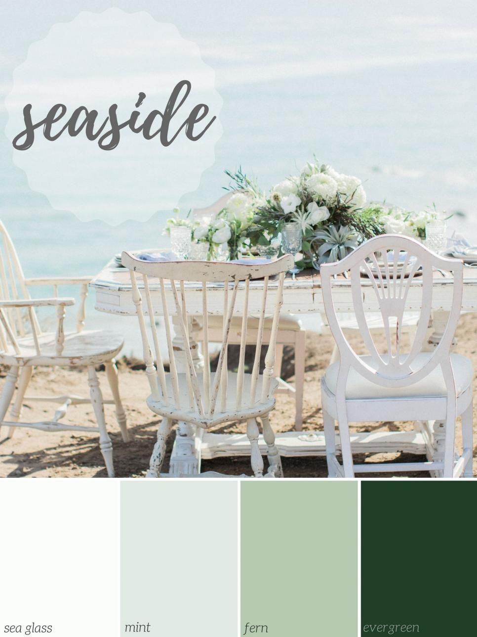 Wedding decorations venue october 2018  EyeCatching Wedding Color Palettes  Color combos Wedding and