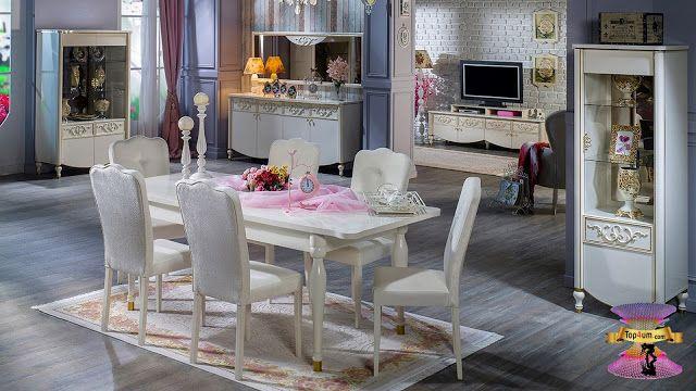 غرف سفره كامله مودرن 2021 Modern dining rooms - TOP4 in ...