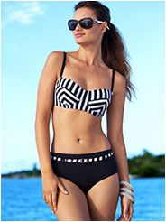 676f5cd234 Swim Tops For Large Bust | ... busted women to enhance a small bust choose  a bra sized top to enjoy. Small Bust Swimsuits for Women at Macy's ...