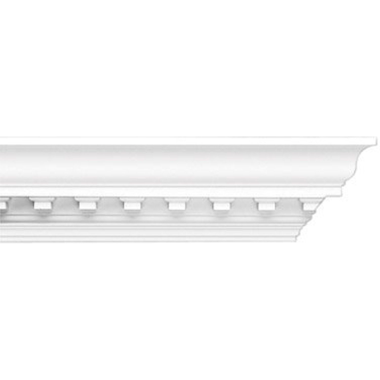 Focal Point 23600 Concord Dentil Crown Moulding 5 7 8 Inch By 8 Foot Primed White 6 Pack Be Sure To Check Out This Aweso Focal Point Concord Crown Molding