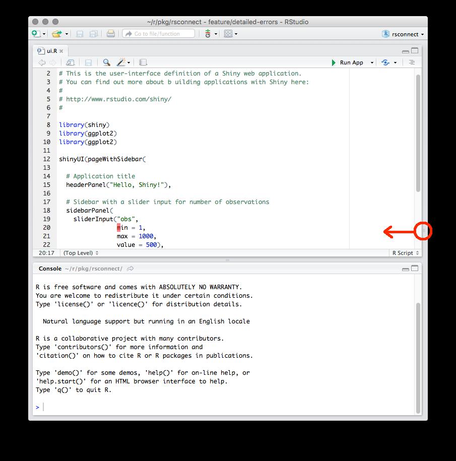 Restoring Missing Help Environment Plot Panes Rstudio Support Web Application User Interface Interface