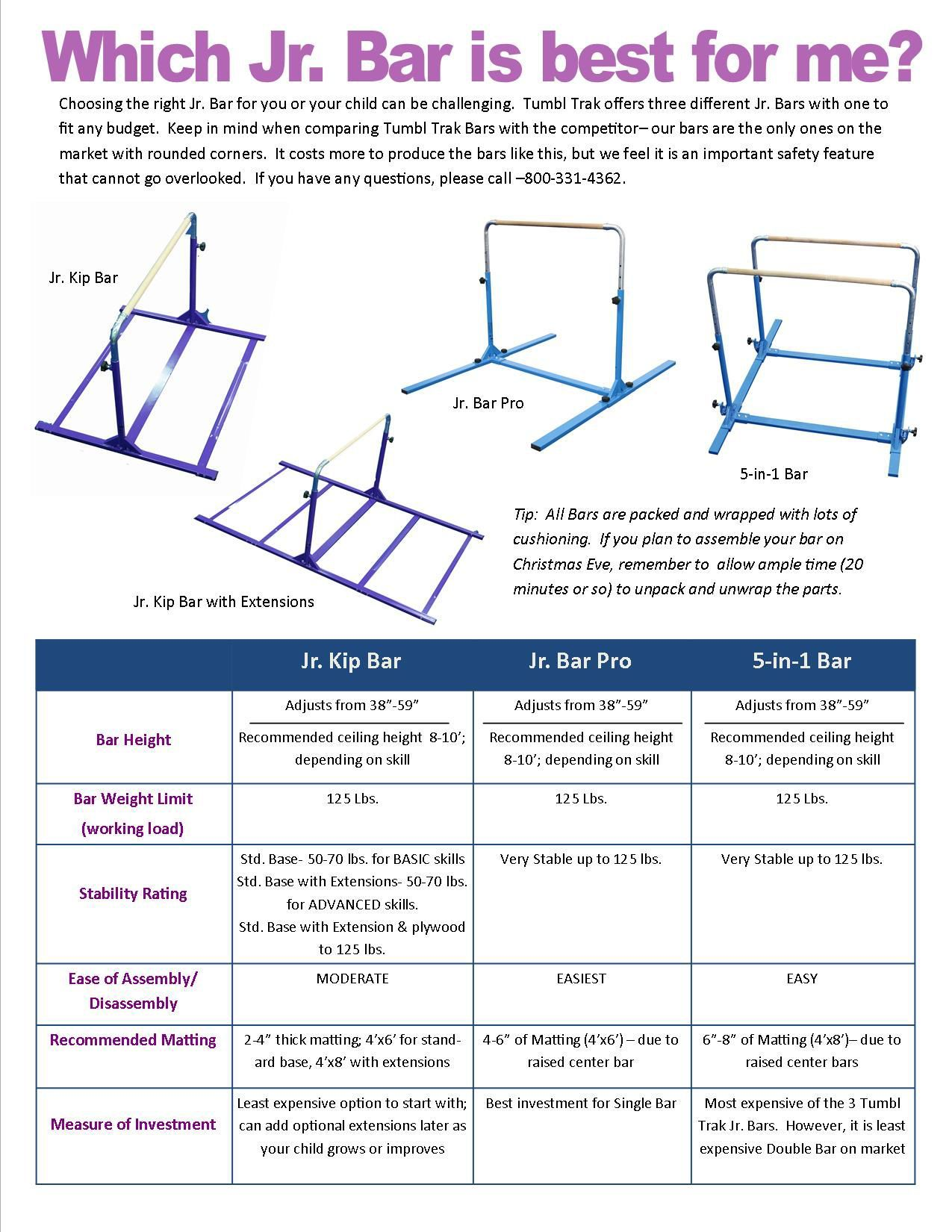 hight resolution of jr kip bar tumbling casting kipping mat tumbl trak gymnastics cheerleading and dance equipment
