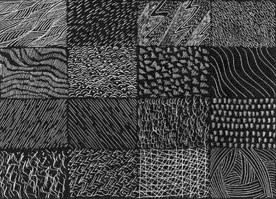 Scratch Art Techniques