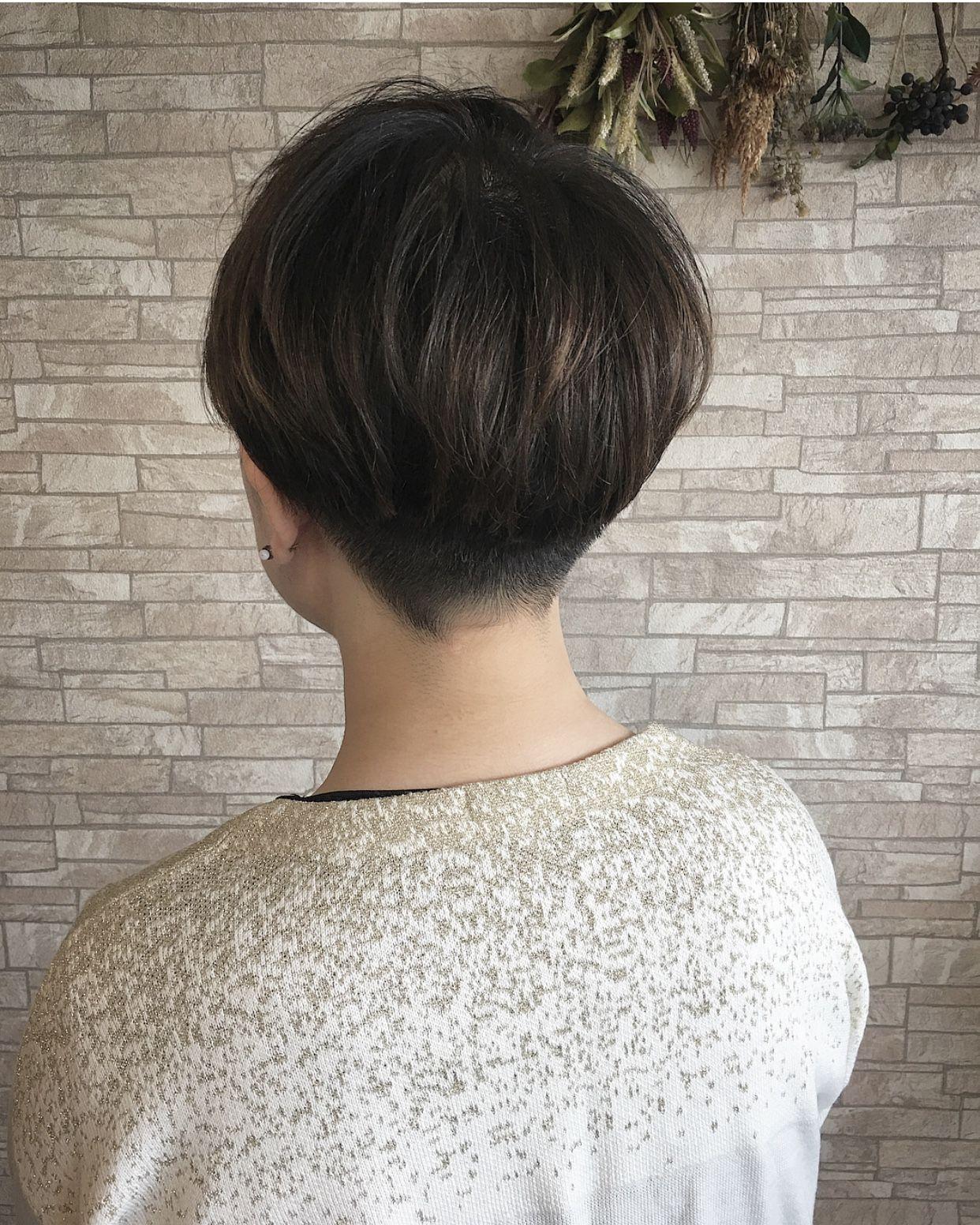 Pin Auf Bob Hair