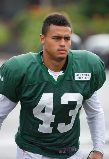d108edd75b6 Notes from New York Jets' Training Camp: August 10, 2014 | Jets ...