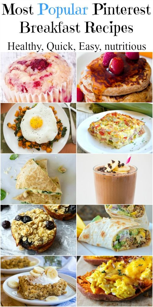 Great Breakfast Ideas That Are Healthy Kid Friendly Too Morning Recipes Breakfast Healthy Breakfast Recipes Breakfast Recipes