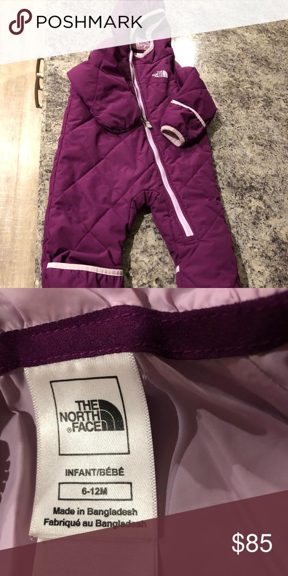 2bfcbcab3d3d North Face snowsuit 6-12month snowsuit 6-12 month snow suit! Like ...