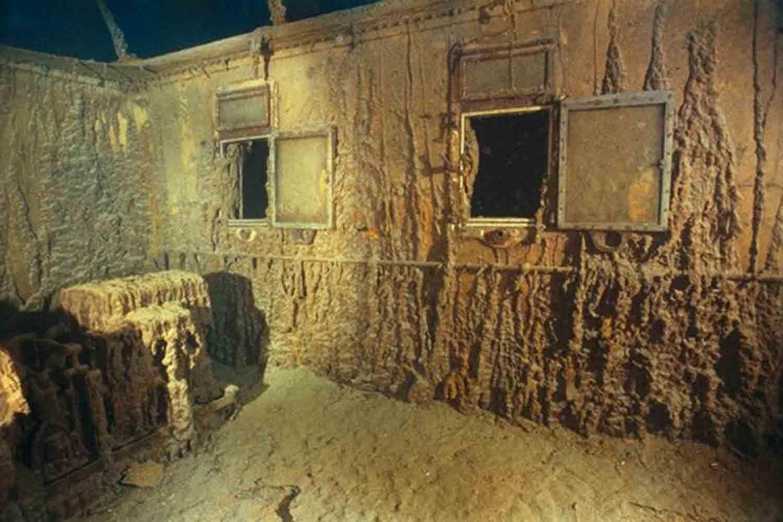 Wrak Titanic Kan Behouden Blijven National Geographic Nederland Belgie Rms Titanic Schepen Schip