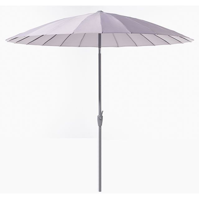Parasol Blooma Shanghai Tourterelle O250 Cm Patio Umbrella Outdoor Decor Parasol
