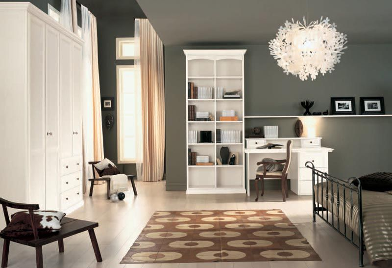 Modern Classic Bedroom Design Ideas Inspiration Nother Neoclassicmodern Elements In Classic Girls Room Decorating Inspiration