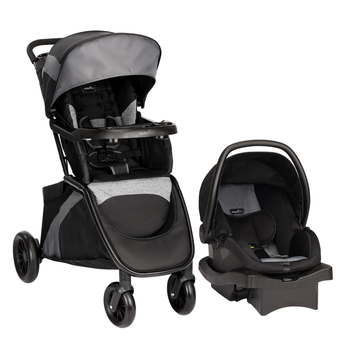 EPIC 4 Travel System Evenflo Car seat stroller combo