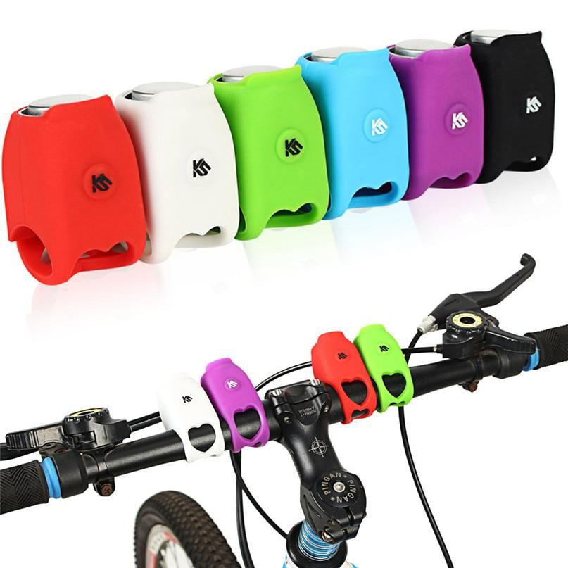 Bicycle Bell Cycling Horns Electronic Bicycle Handlebar Ring Bell