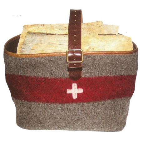 Schweizer Armee Decke Braun Wolldecke Wool Blanket CH Army