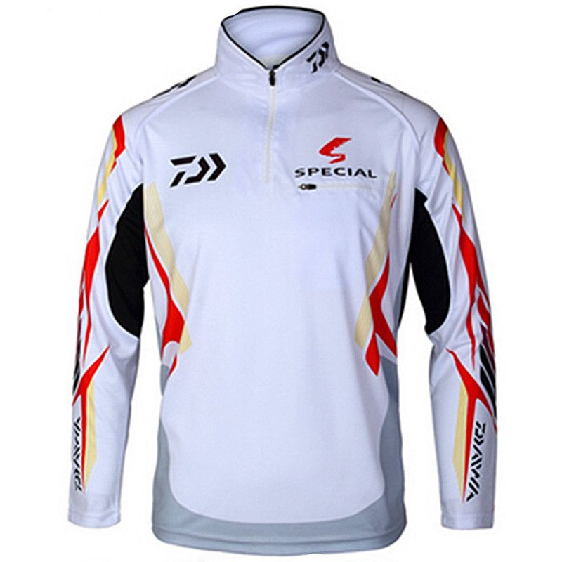 Outdoor sportswear fishing shirt anti uv protection hiking for Spf shirts for fishing