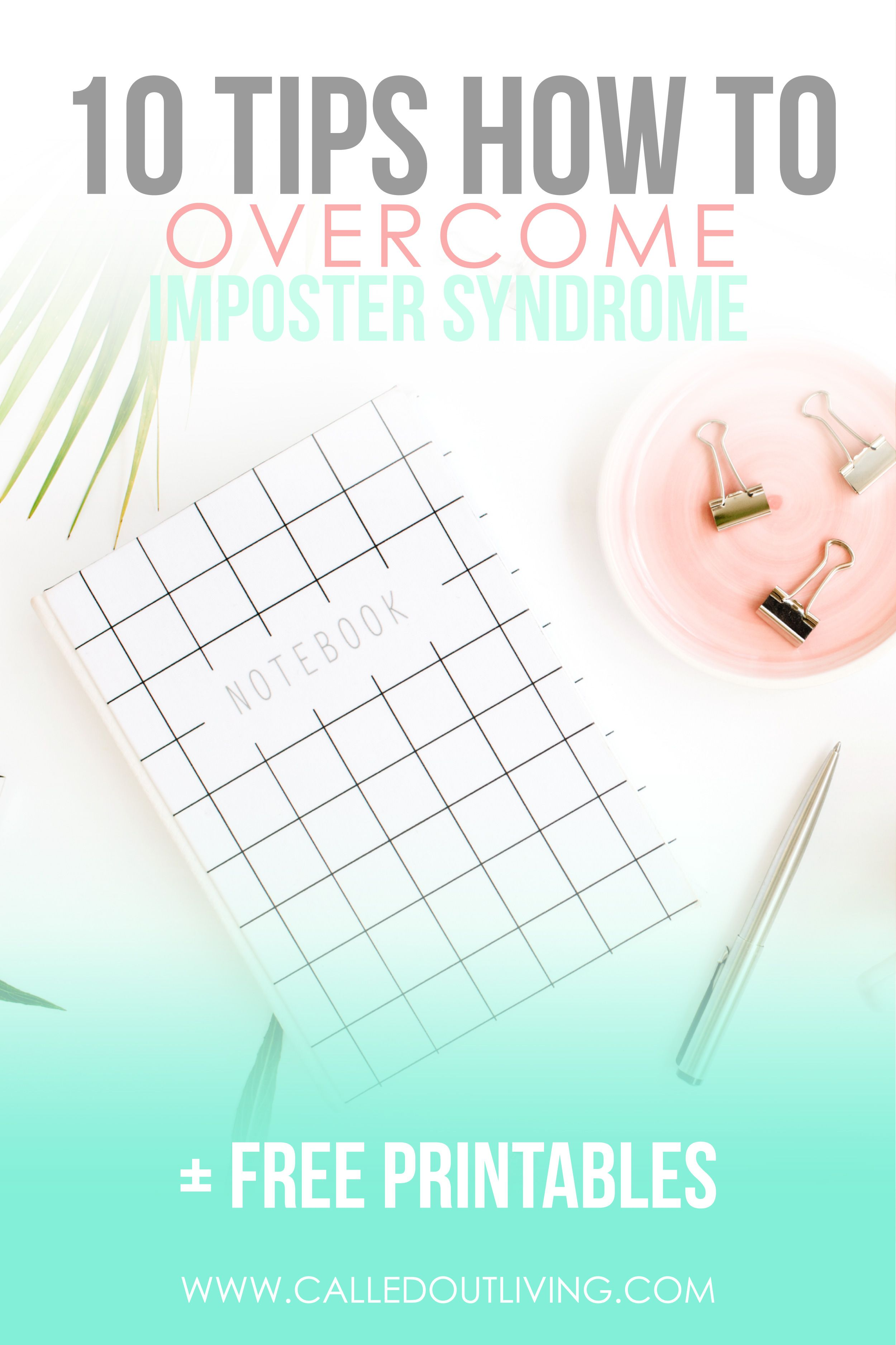 Overcome Imposter Syndrome