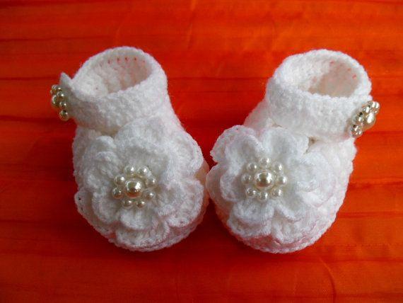 32f5bf291241a crochet baby sandals,Crochet baby shoes, Crochet babies booties ...