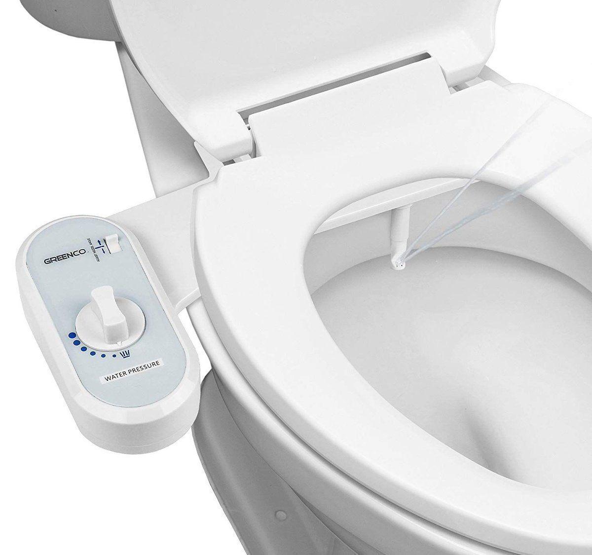 Bidet Toilet Unit Only 19 99 Https Www Amazon Com Gp Product
