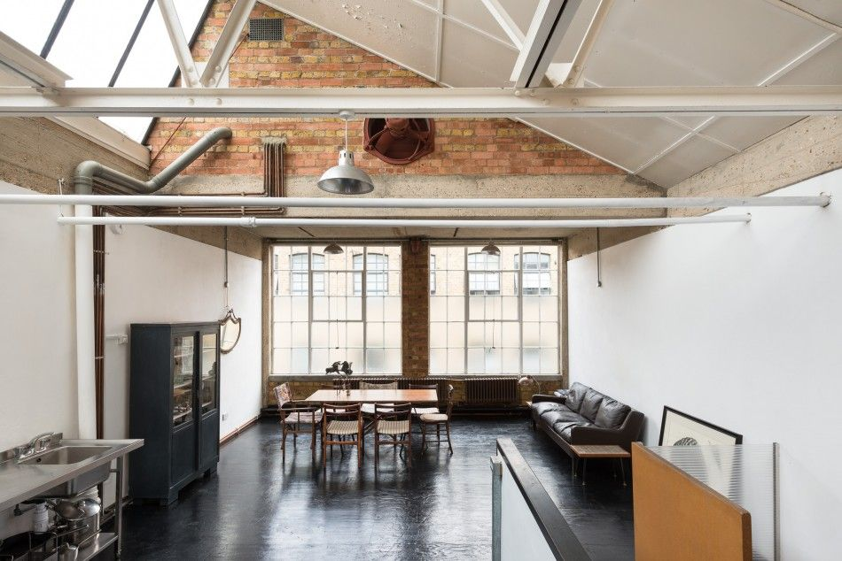 Tudor Road London E9 The Modern House Loft Apartment Loft