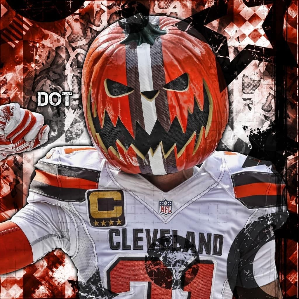 Pin by Jason Streets on Cleveland Browns Pumpkin carving