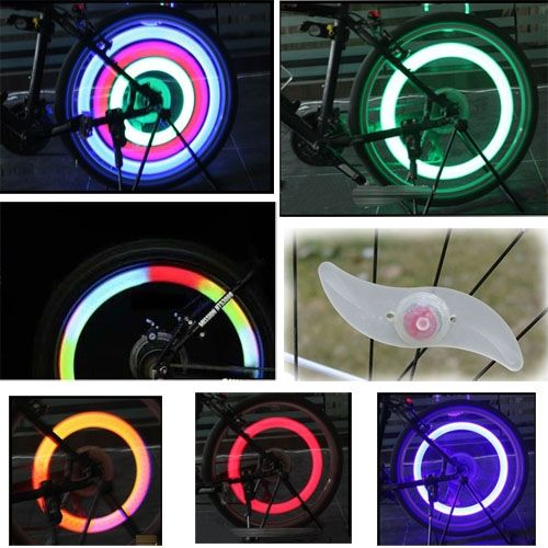 LED Spaak verlichting voor de fiets | Bikes | Pinterest | Recumbent ...