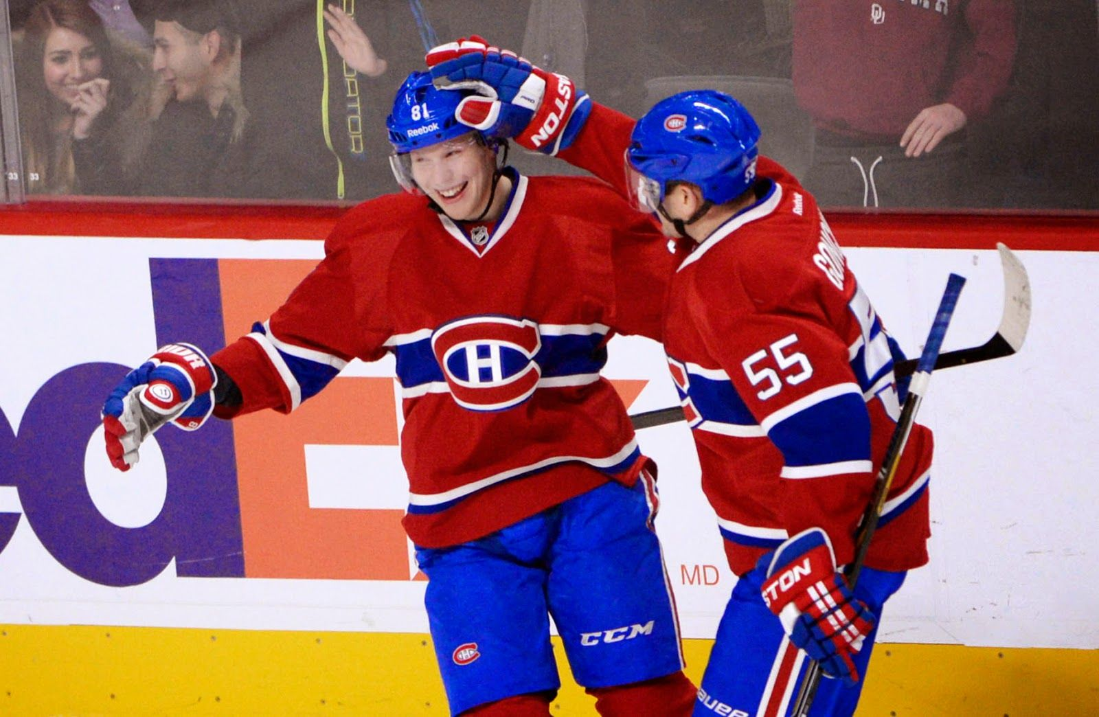 Interview With New Habs Acquisition Sergei Gonchar