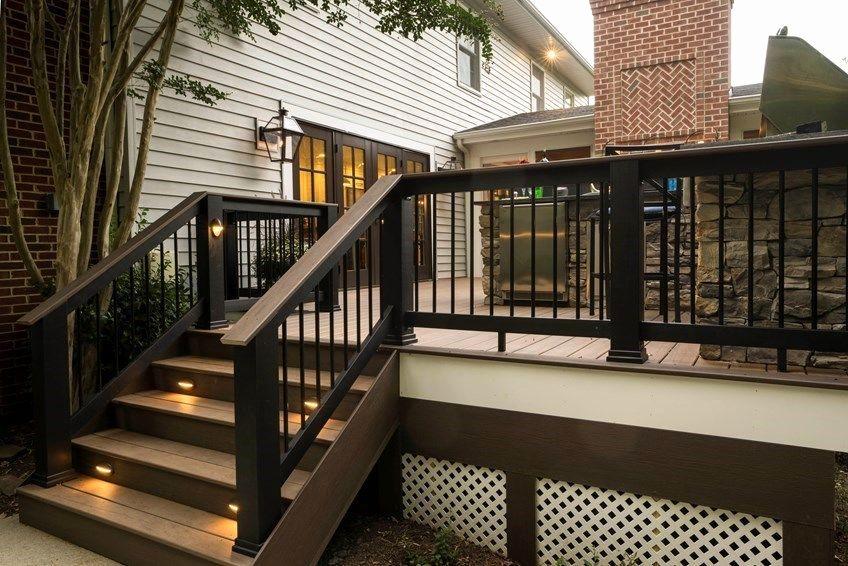 High Elevation Deck Designs Awesome Decks Design Free ...