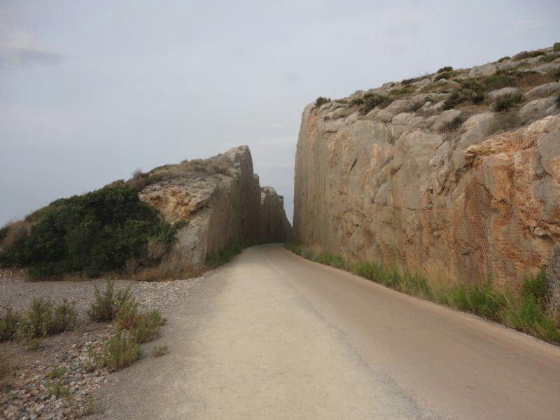 Vía Verde Benicassim Oropesa Wiki Rutas Rutas Turismo Vías