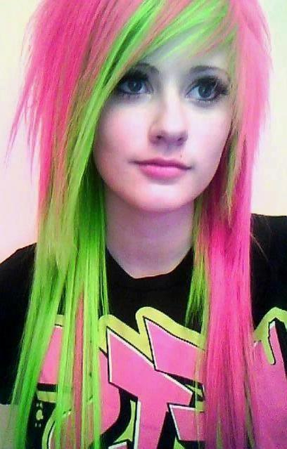 Pleasant 1000 Images About Emo Scene Hairstyles On Pinterest Scene Hair Short Hairstyles Gunalazisus
