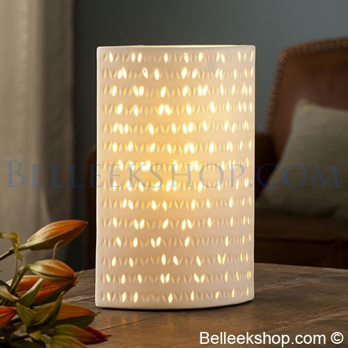 Belleek Living 'Ellipse Luminaire Table