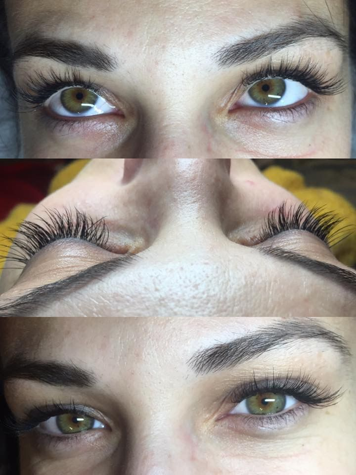 Eyelash Extensions Last For 3 4 Weeks And More No Mascara