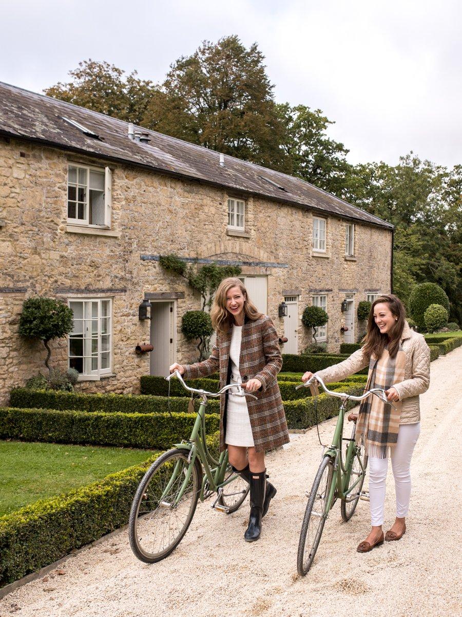 A Girls Getaway to Babington House in Somerset - STACIE FLINNER