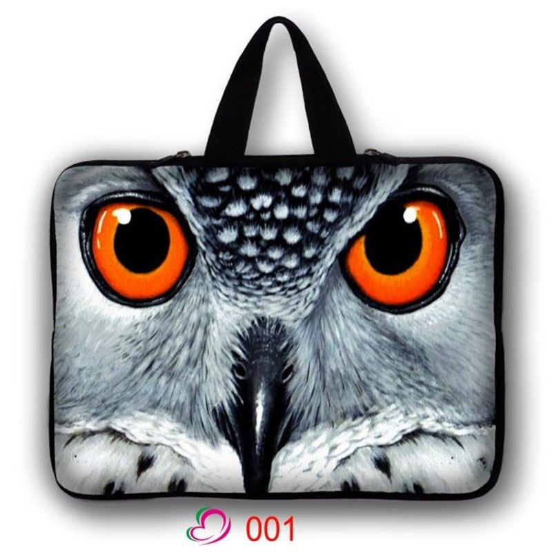 New Customizable 9.7 10 13 15 17 inch waterproof Notebook Laptop sleeve bag case Computer cover pouch FOr tablet PC LB-nine1