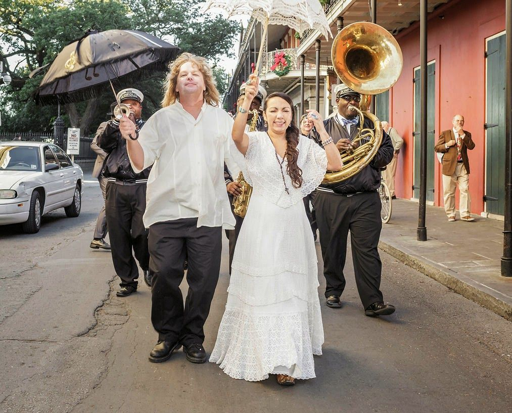 New Orleans Weddings Chaplain Schwehm Pictures On Twitpic Second Line Parade
