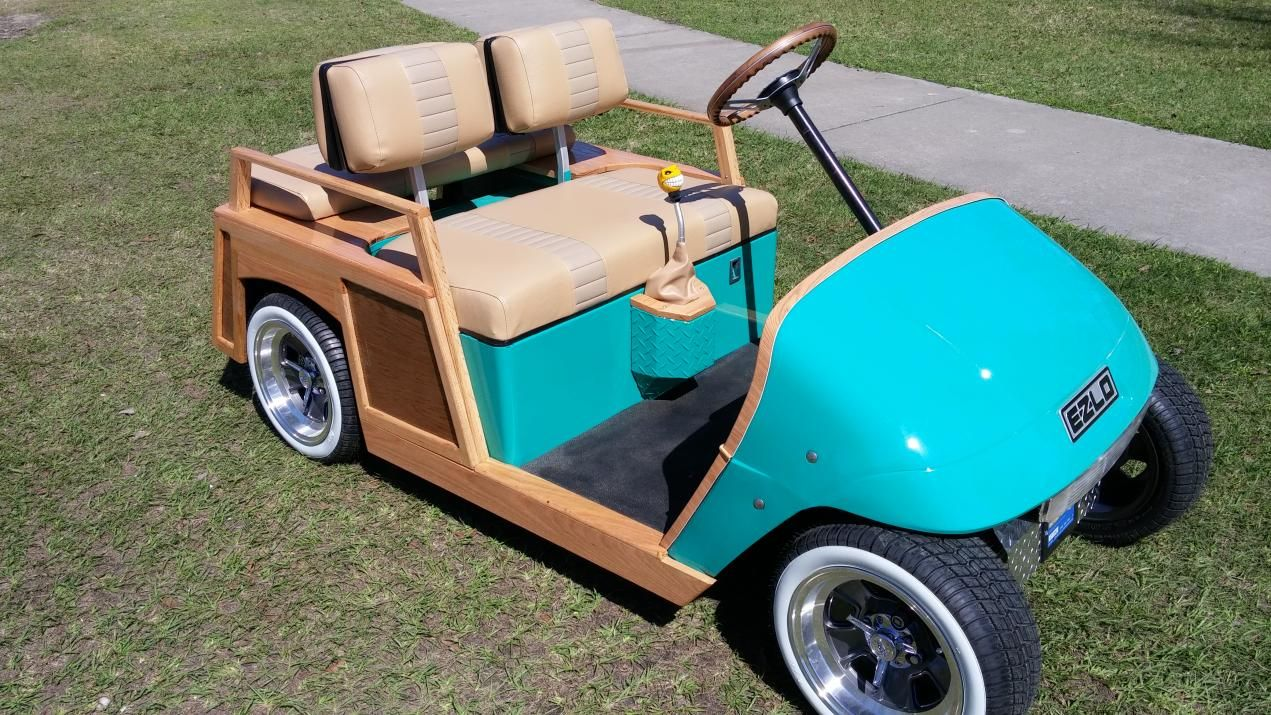 Go Karts Cleveland >> Golf Cart | Club car golf cart, Golf carts, Custom golf carts